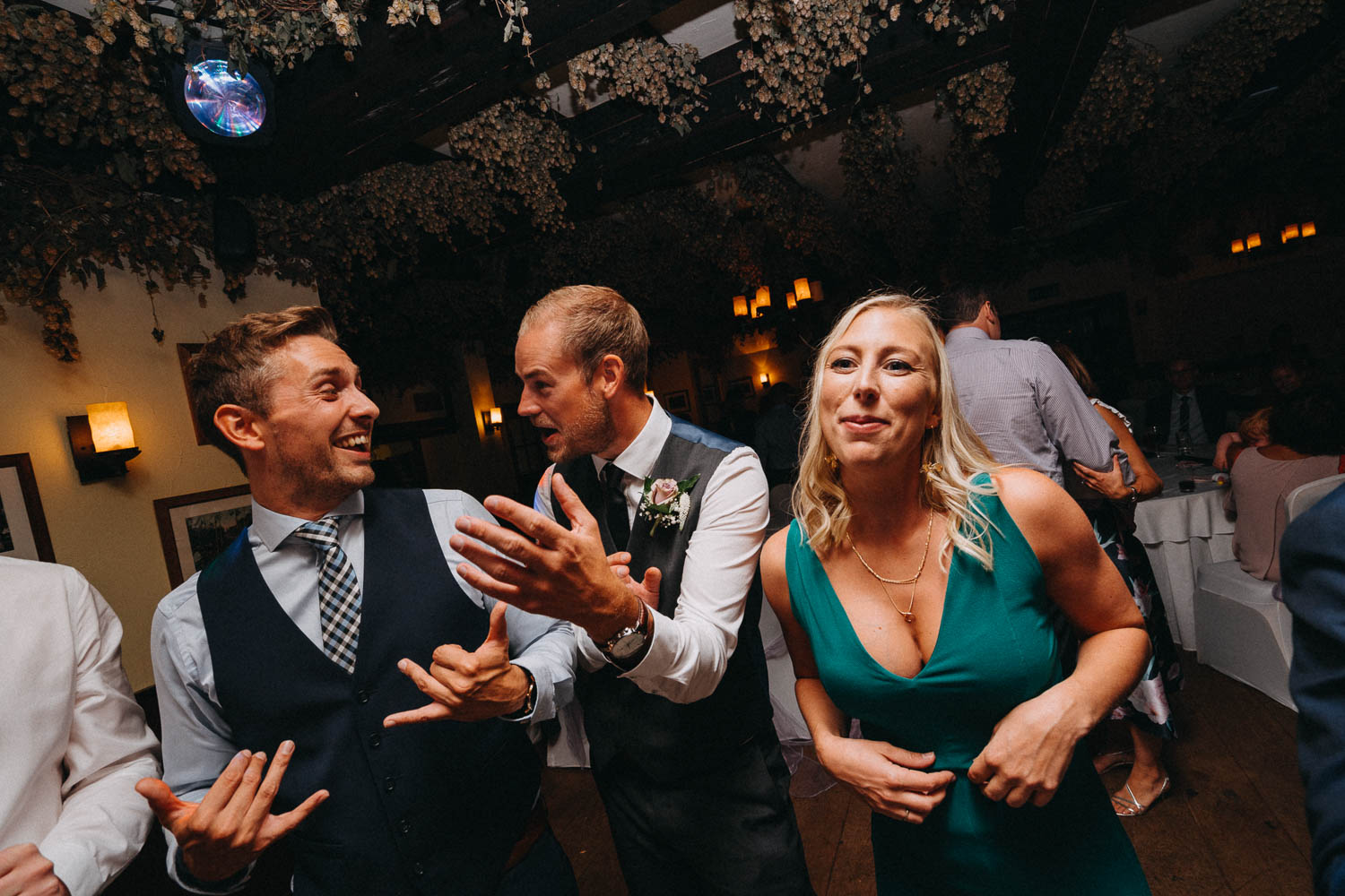 Quirky Wedding Photography in Kent