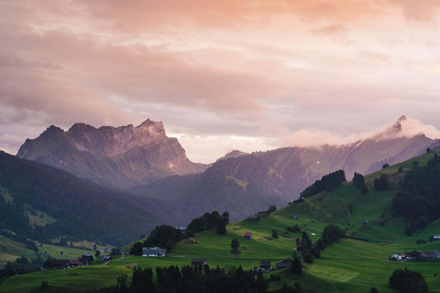 Switzerland Landscape Photography