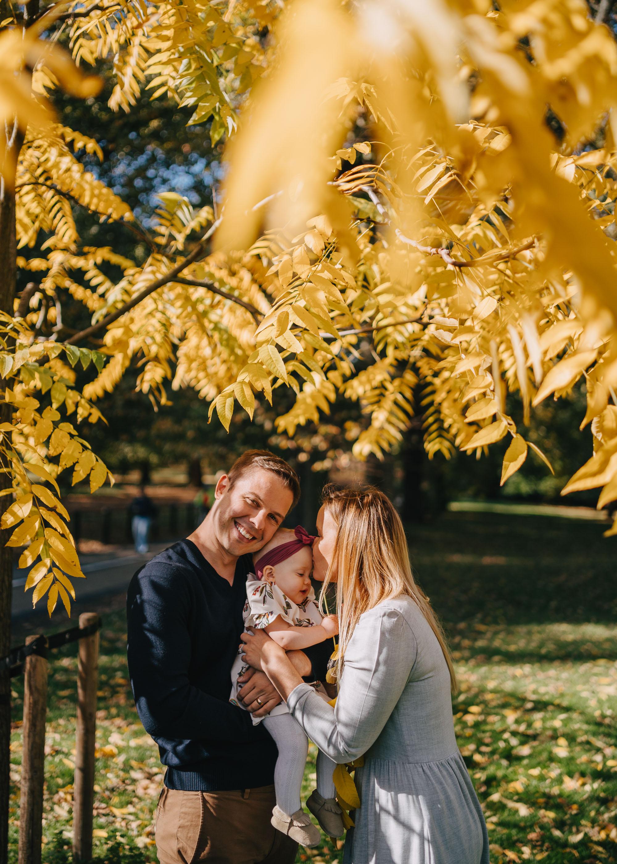 Natural Family Portrait Photographer, London