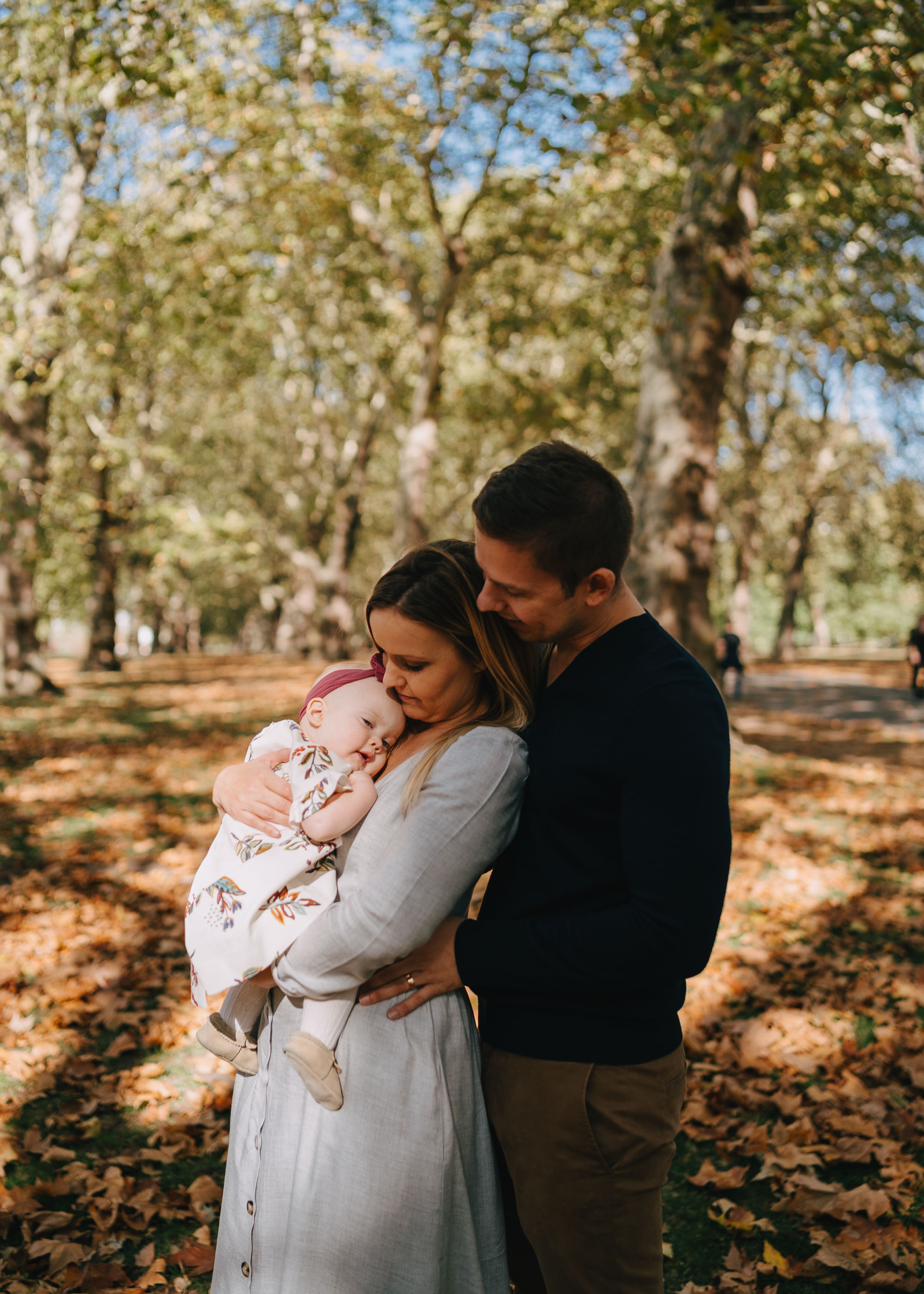 Family Portrait Photographer in London