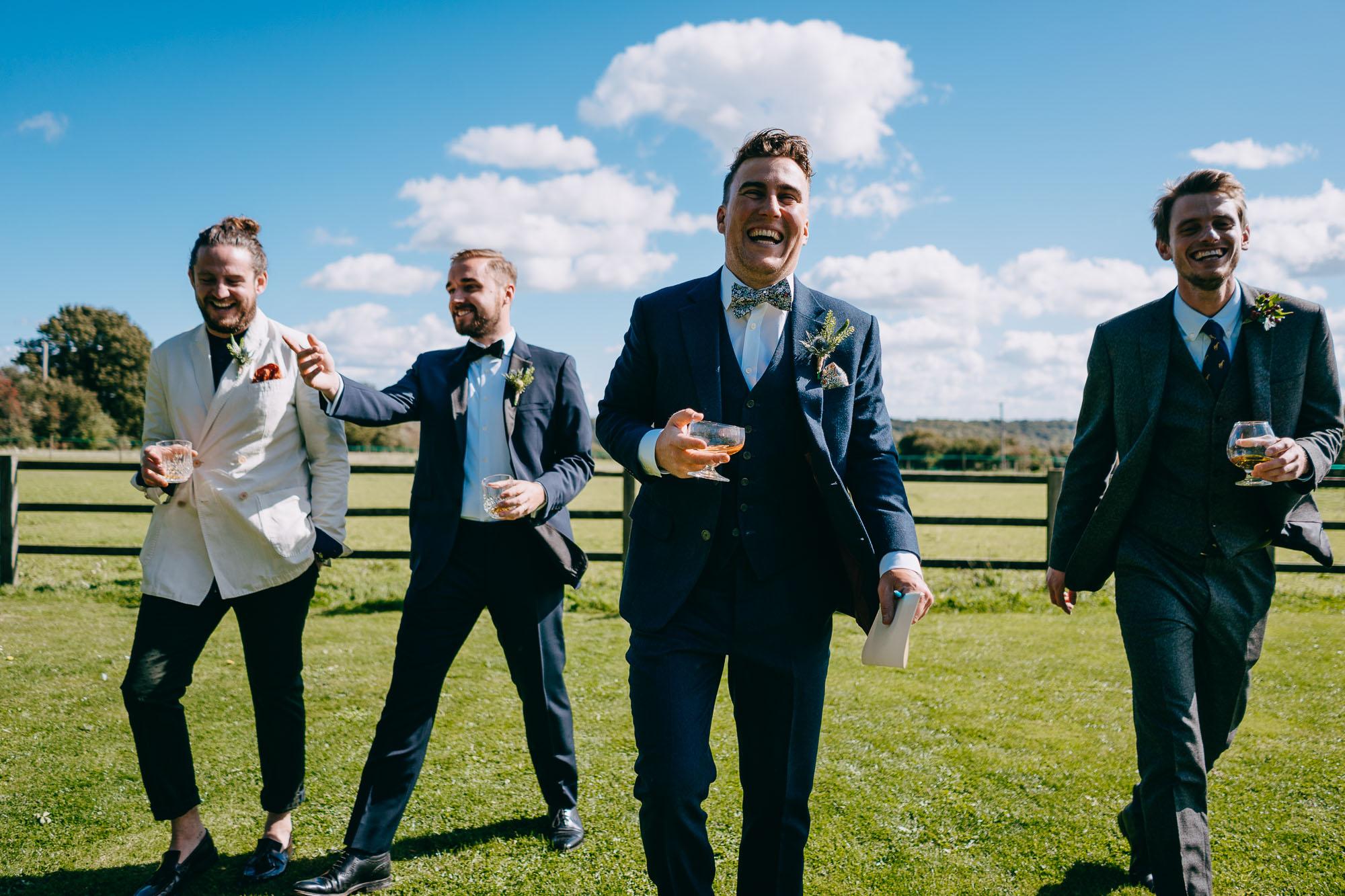 Quirky Wedding Photographer Canterbury