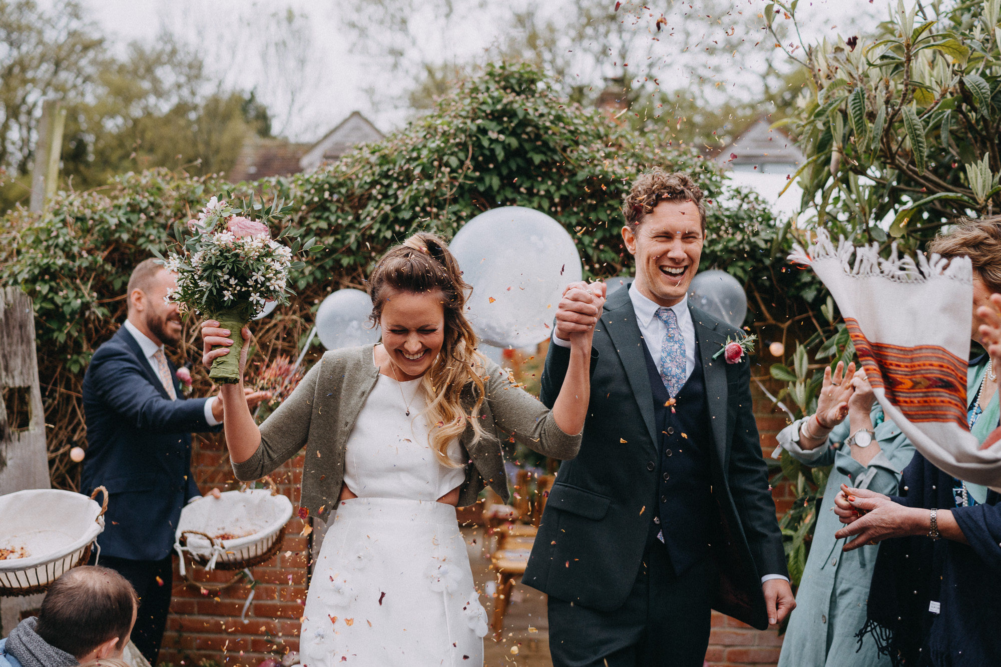 Quirky Wedding Photographer, Canterbury