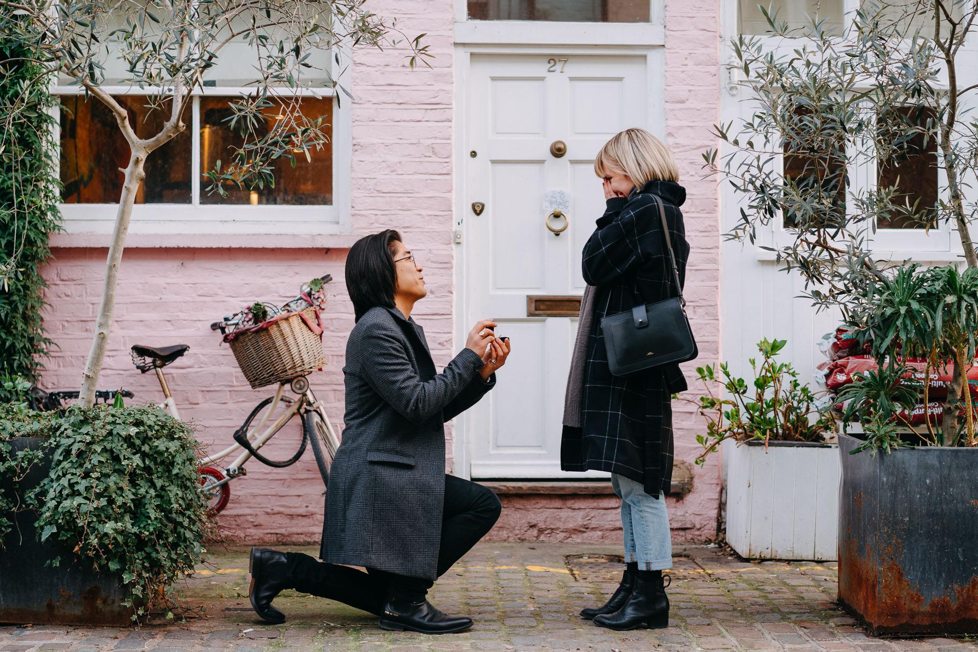 London Couples Portrait Photographer Notting Hill