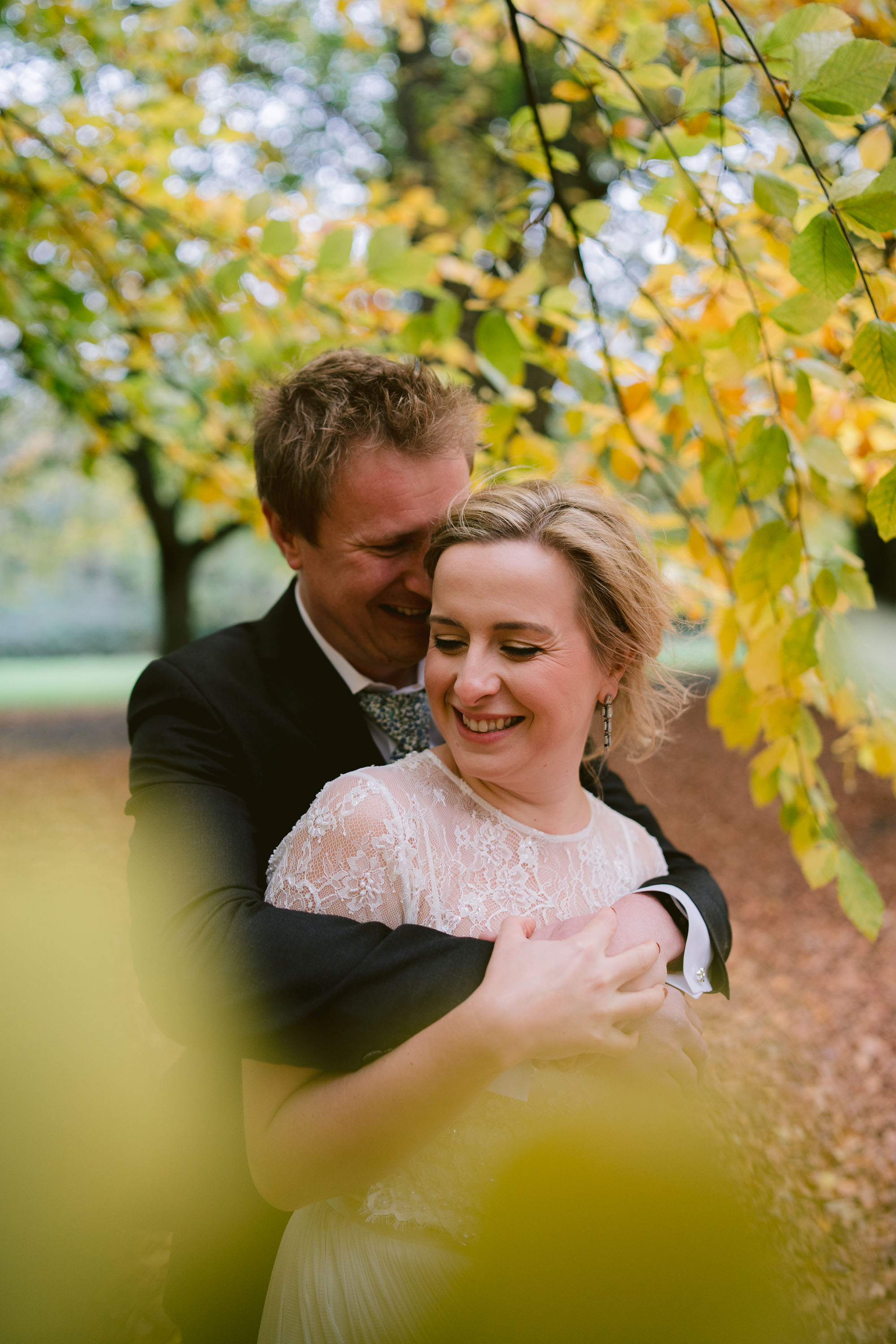Bristol Wedding Portrait