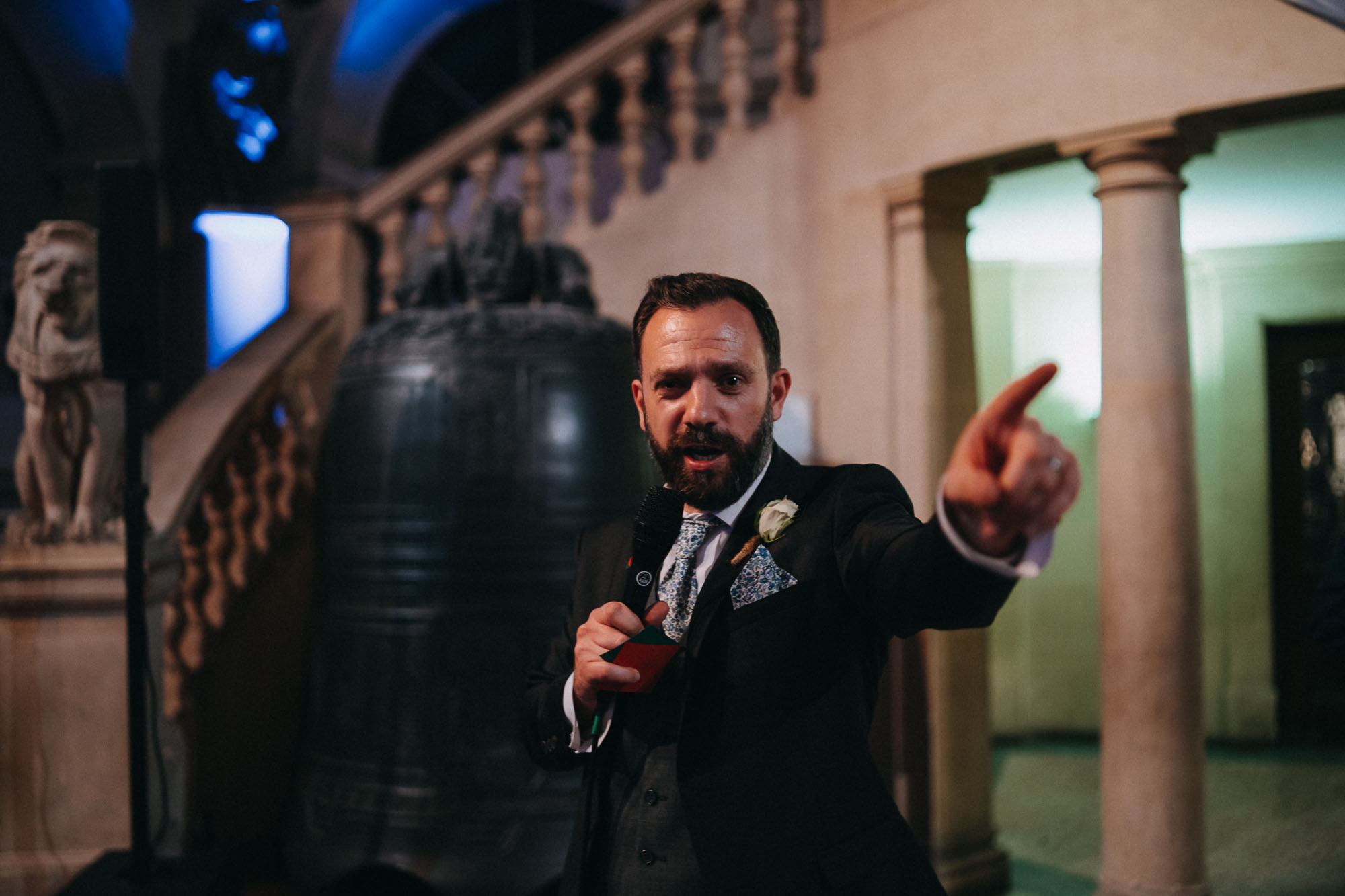 Bristol Museum and Art Gallery Wedding Photography