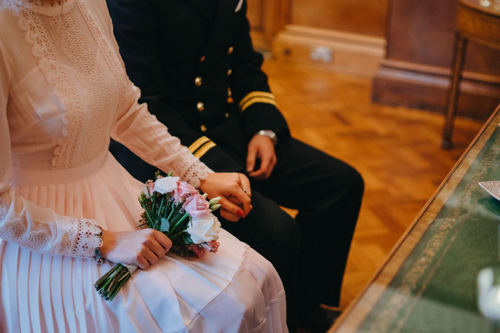 Hammersmith City Hall Wedding Photographer, London
