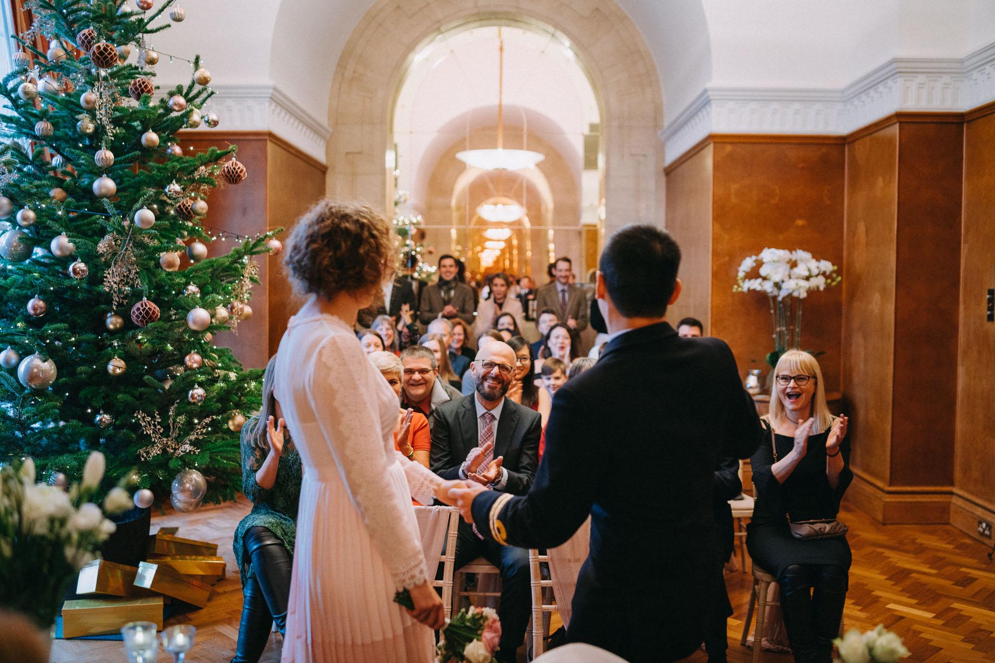 Hammersmith City Hall Wedding