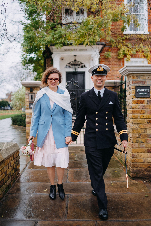 Military Wedding Photographer, London
