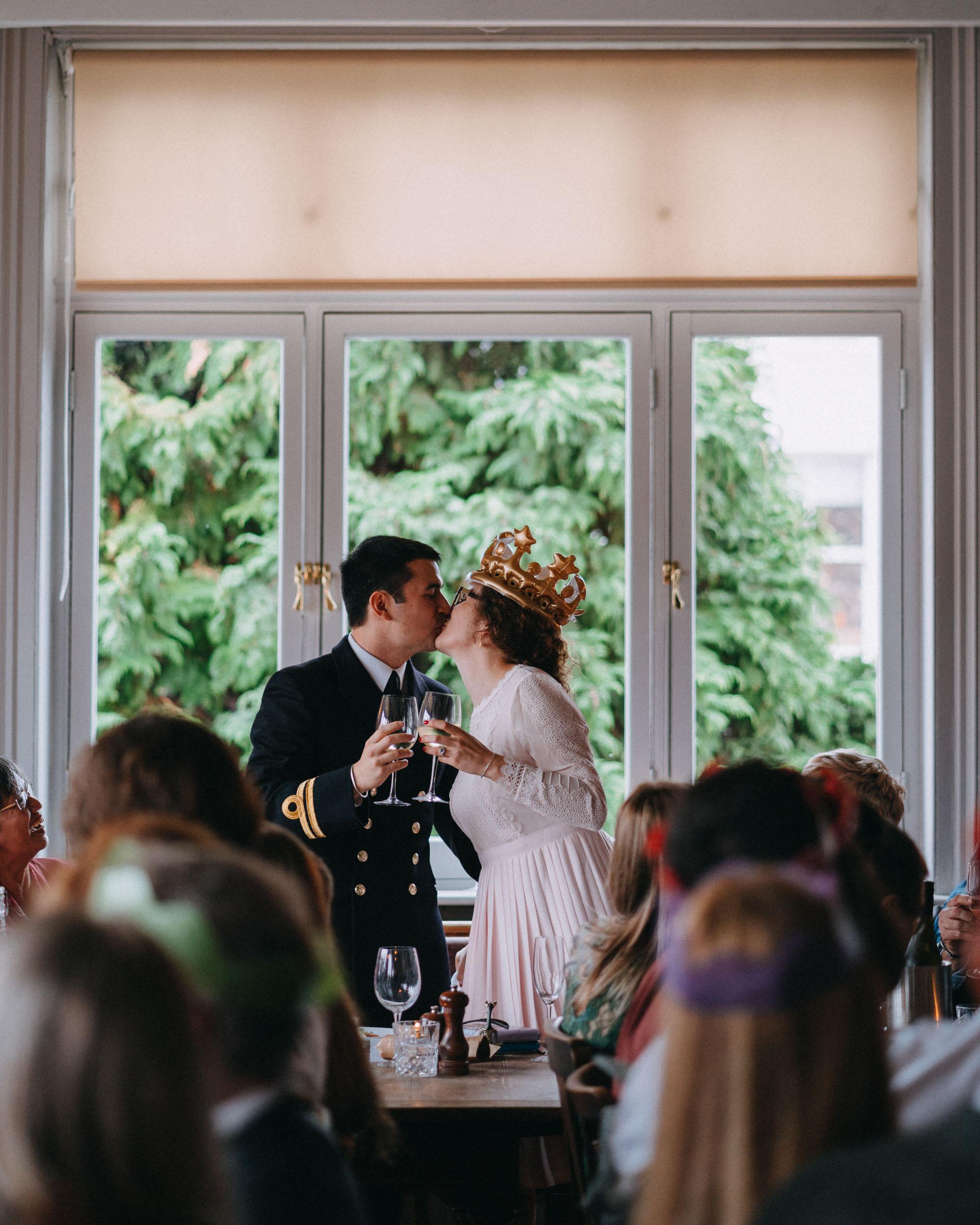 Documentary Wedding Photographer in London
