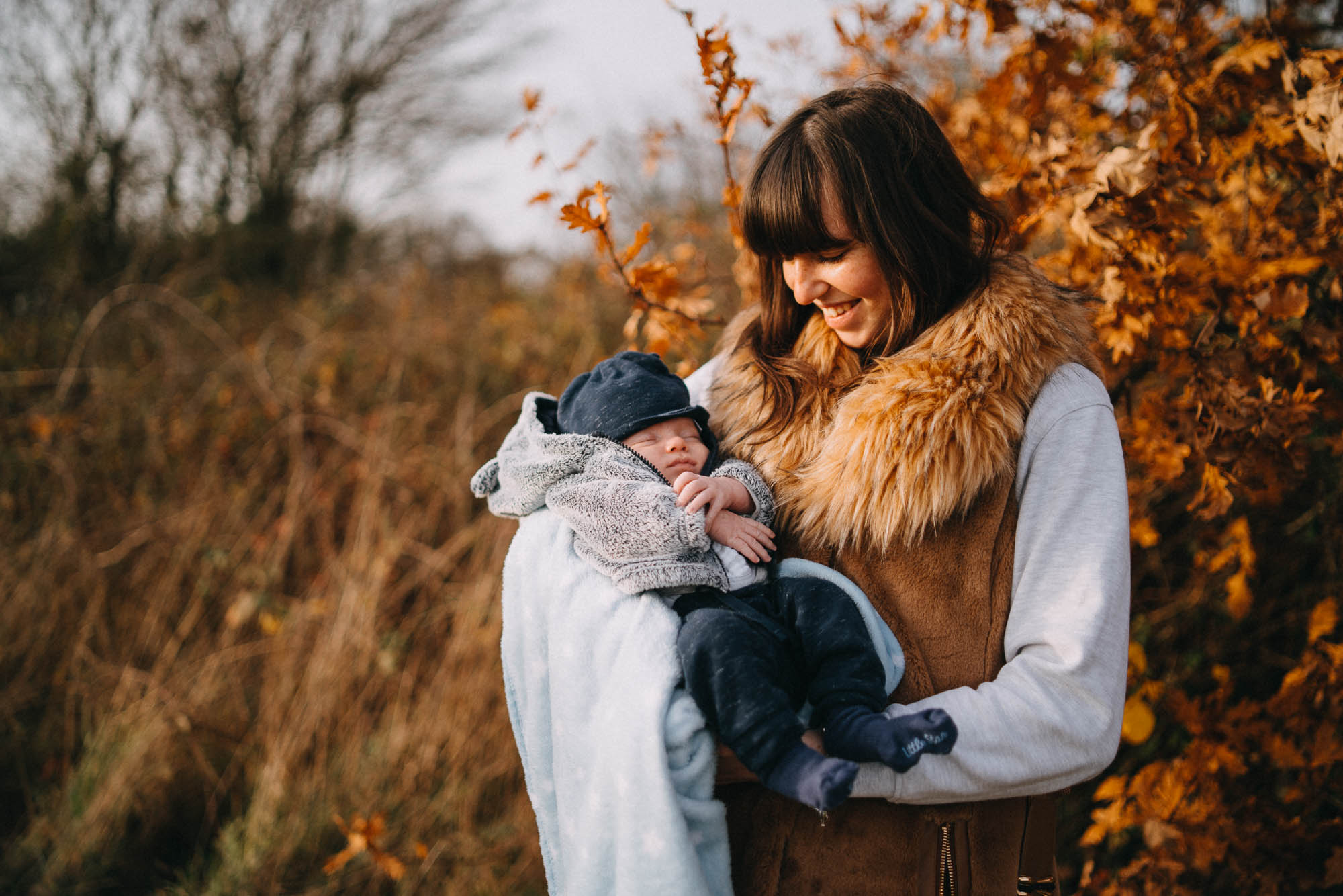 Natural Family Portrait Photography