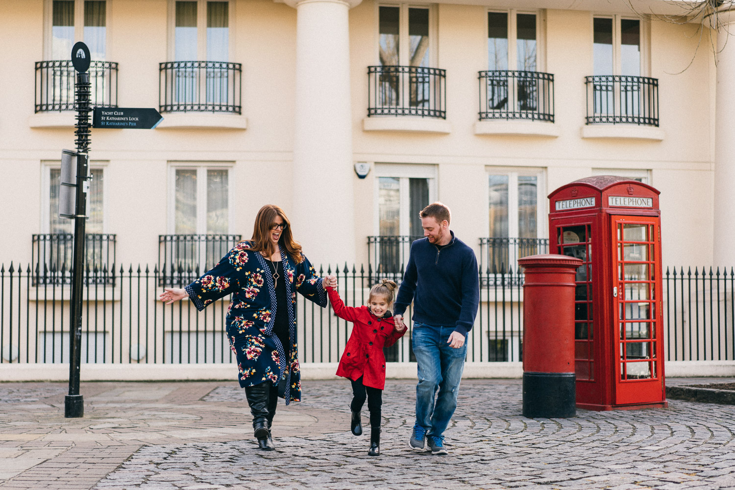 Family Portrait Photographer in London
