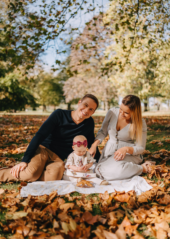 Hyde Park Family portrait photographer