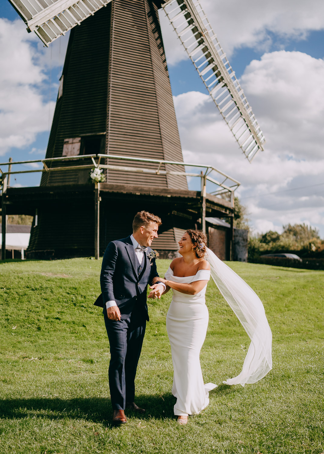 Canterbury Wedding Photographer - Natural and Quirky