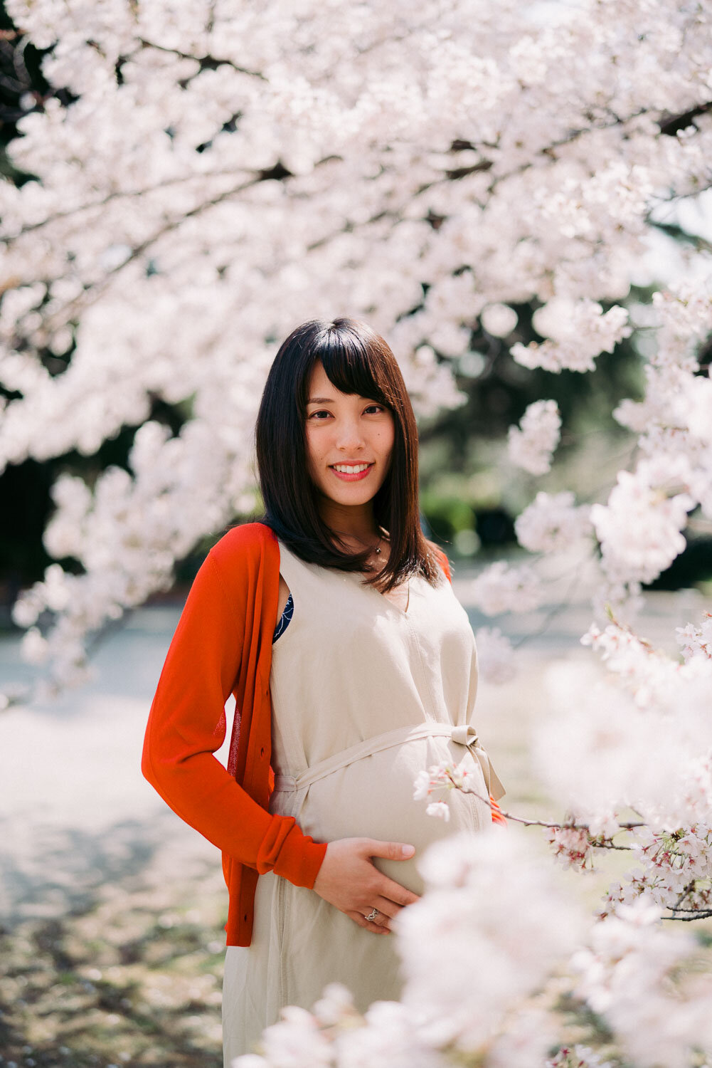 Maternity Photoshoot In Tokyo Sam Spicer Photography