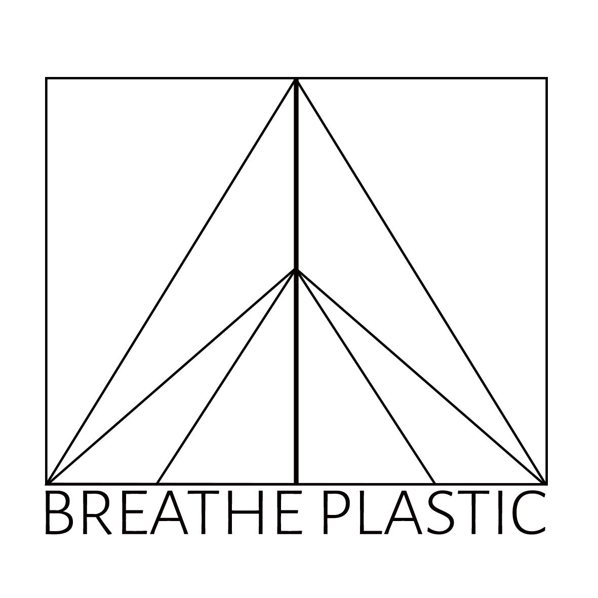 Breathe Plastic Logo Design