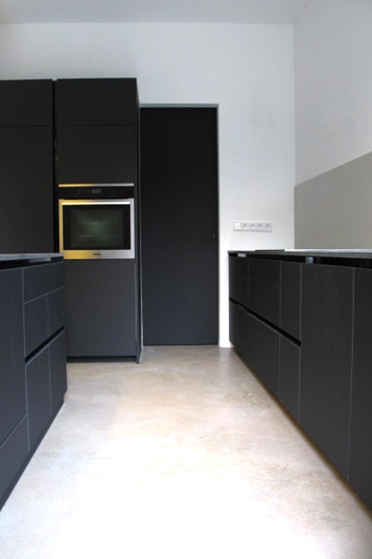 Linoleum Küche — SOLO möbel raum objekt