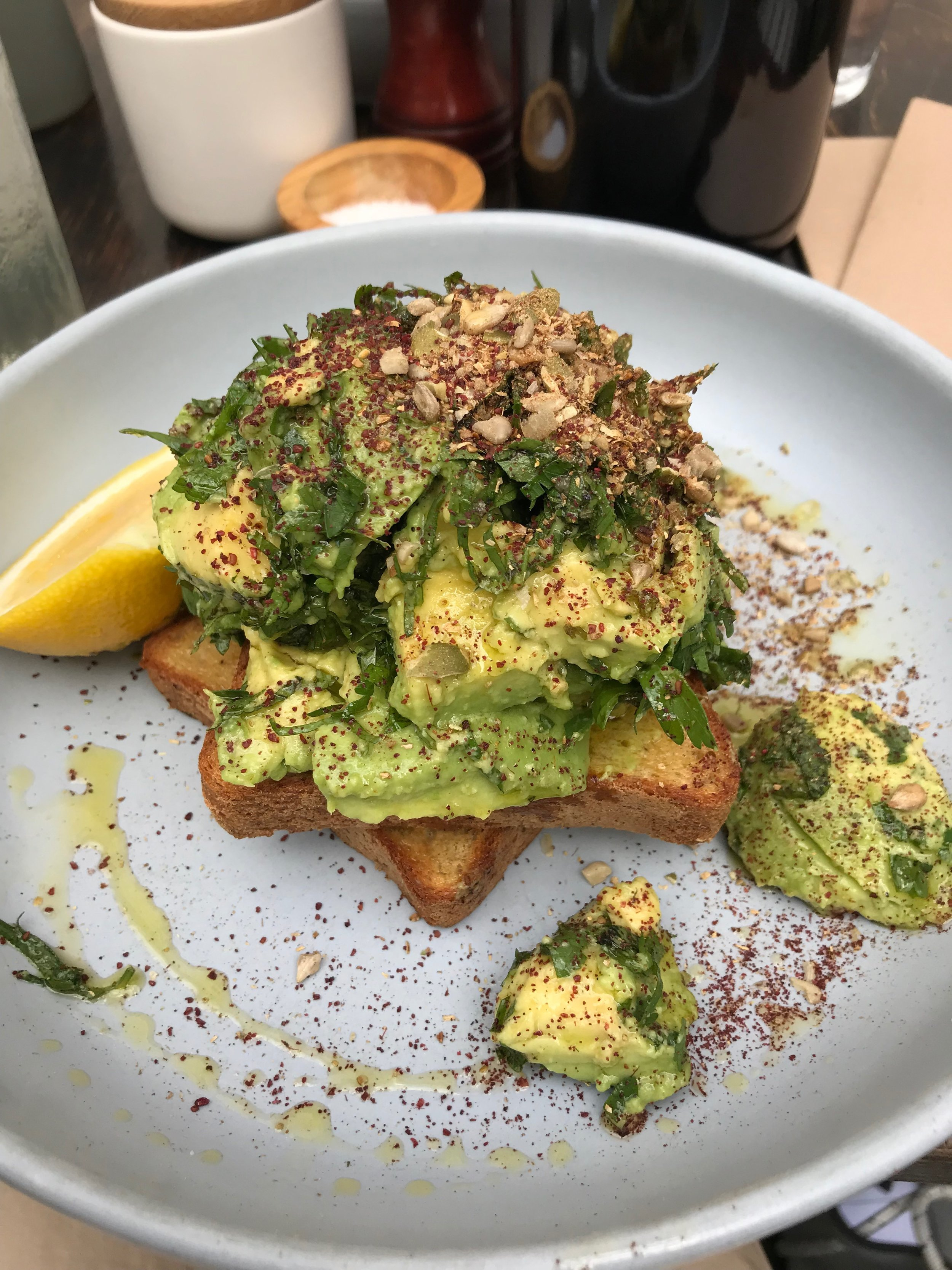 Archie's All Day  189 Gertrude St, Fitzroy  A must stop morning cafe. Wonderful coffee and delicious breakfast/brunch options. The perfect morning pitstop is a visit to Archie's All Day. Be sure to try their avo toast and coconut yoghurt bowl w homemade granola.