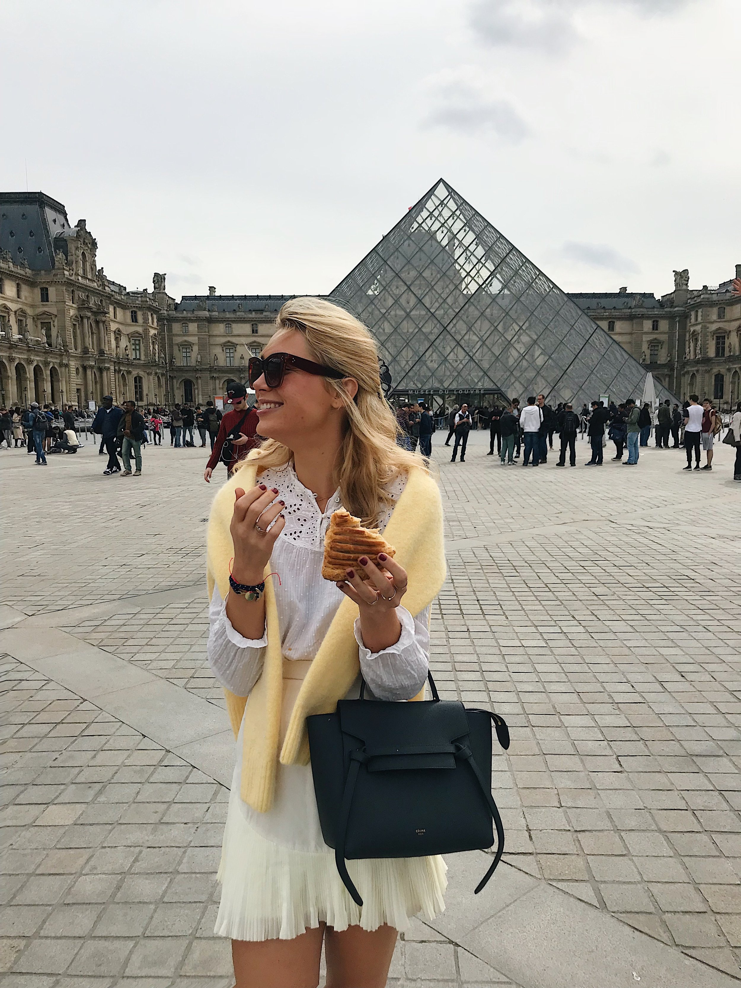 Louvre Museum   Rue de Rivoli, 75001 Paris  Ah, the Louvre, things really heat up around this ever popular tourist gallery. Be sure to go throughout the week and avoid it altogether on school holidays as the crowds deter. Opt for some of the lush parks that surround nearby.