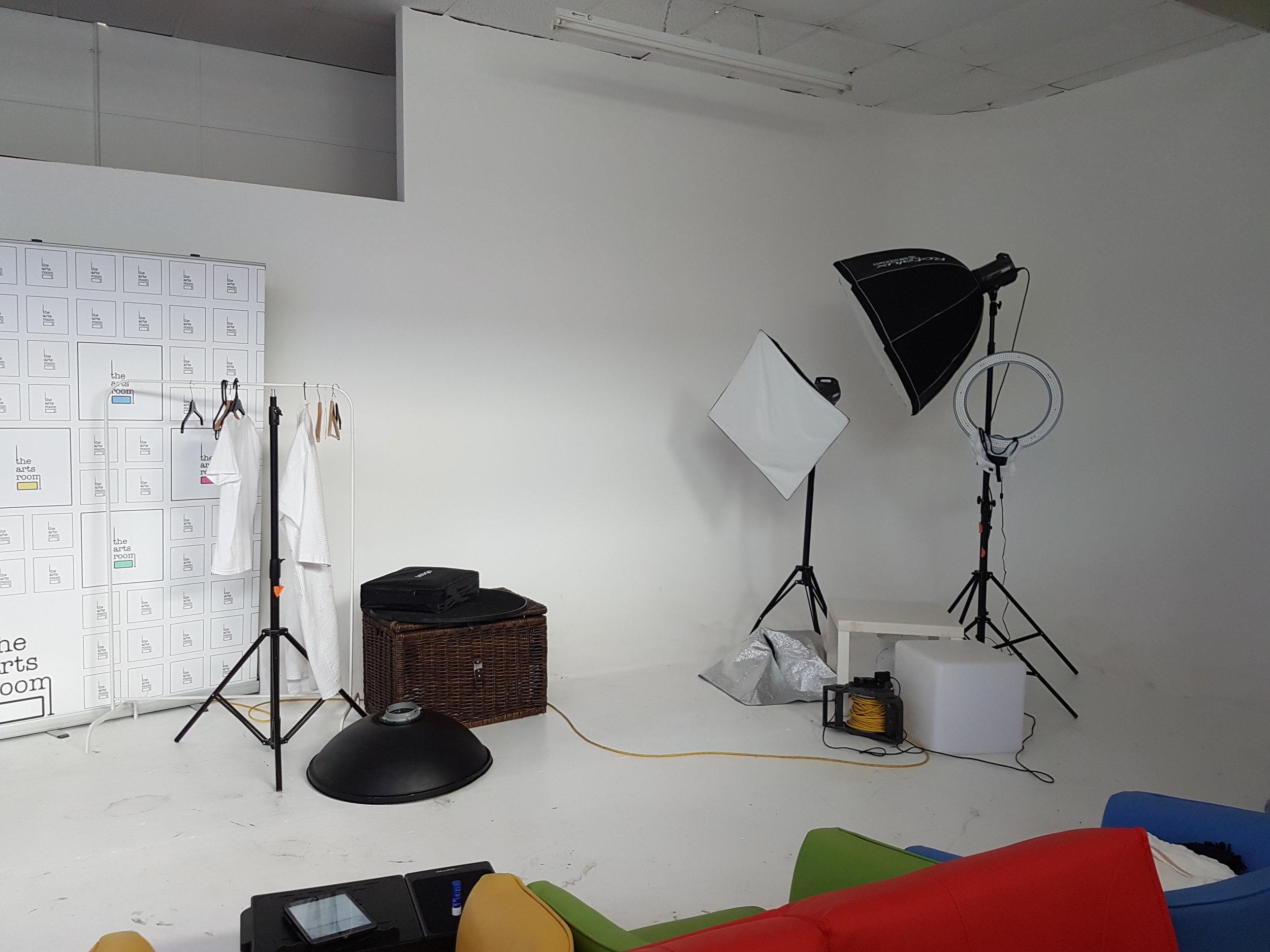 Where the Photographic magic happens...