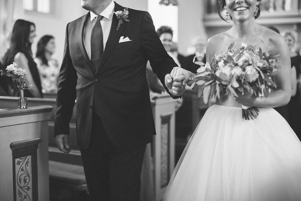 kyrkbröllop