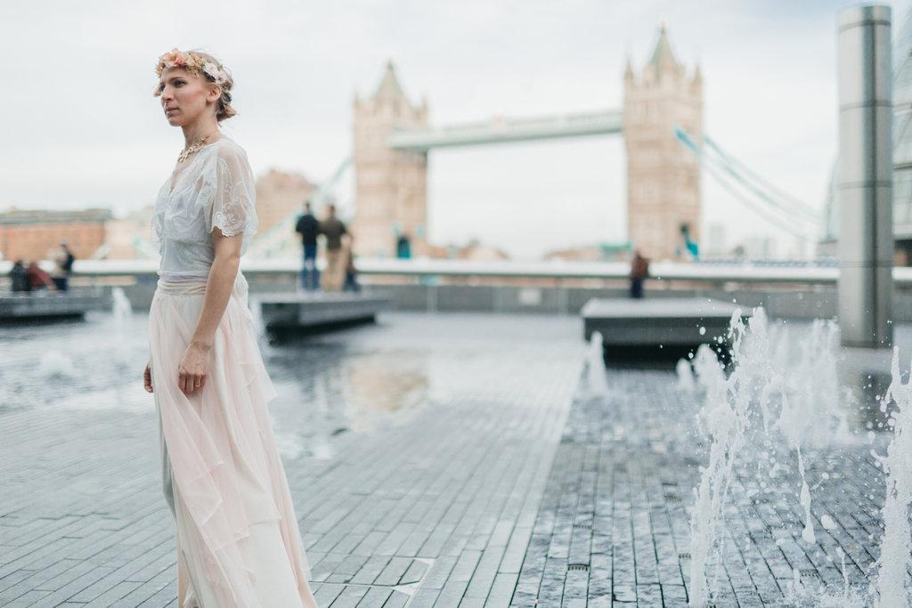 Bröllopsinspiration i London med Linda Rehlin