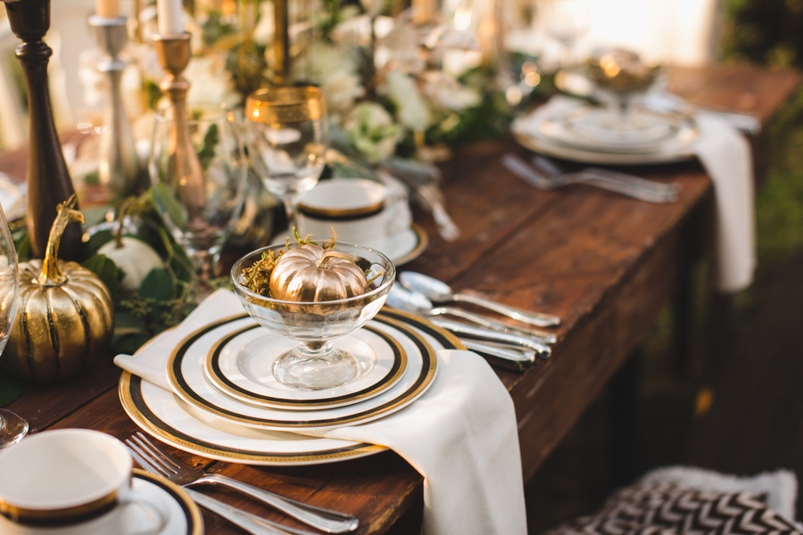 bordsdukning