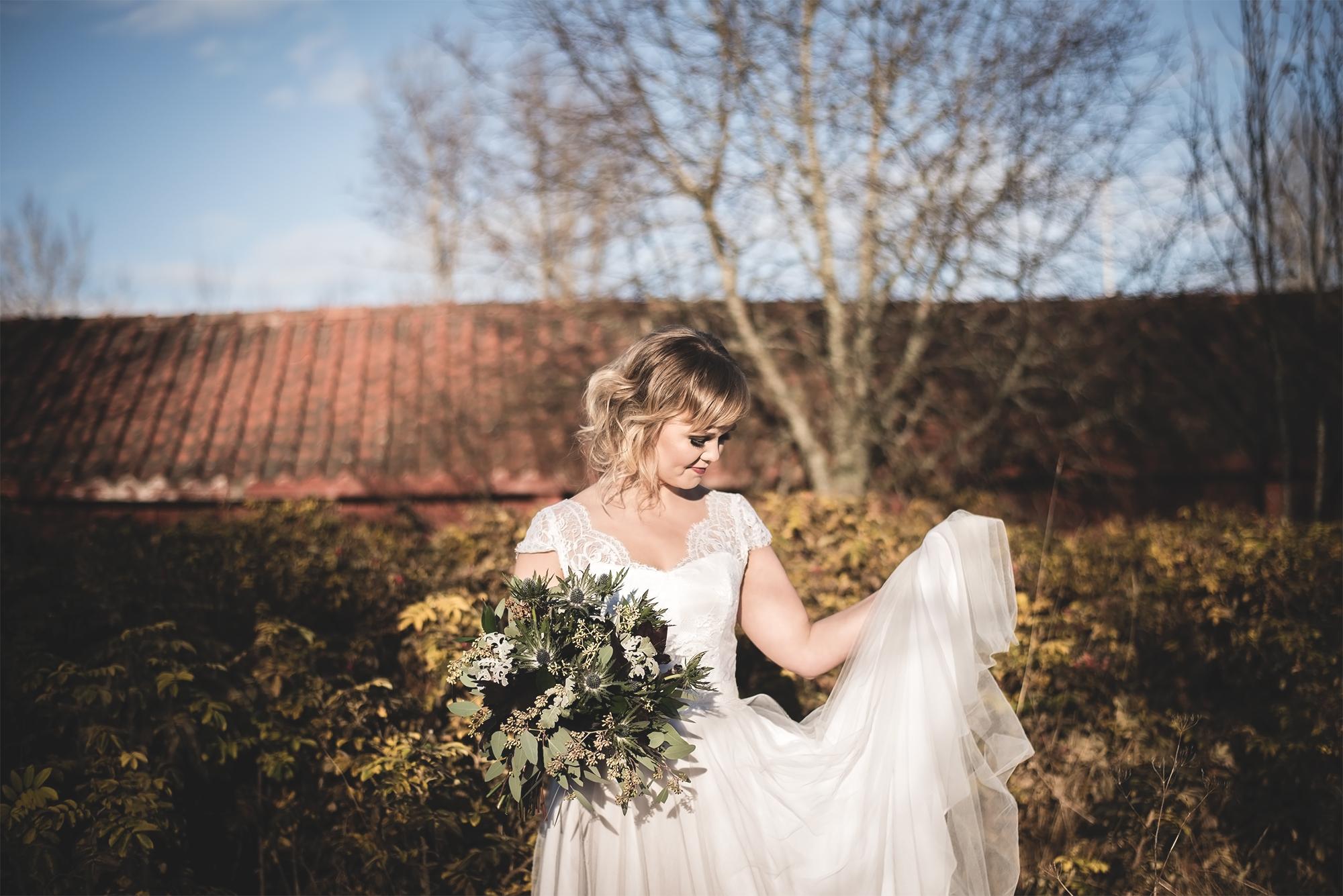 Bröllopsfotograf Västerbotten