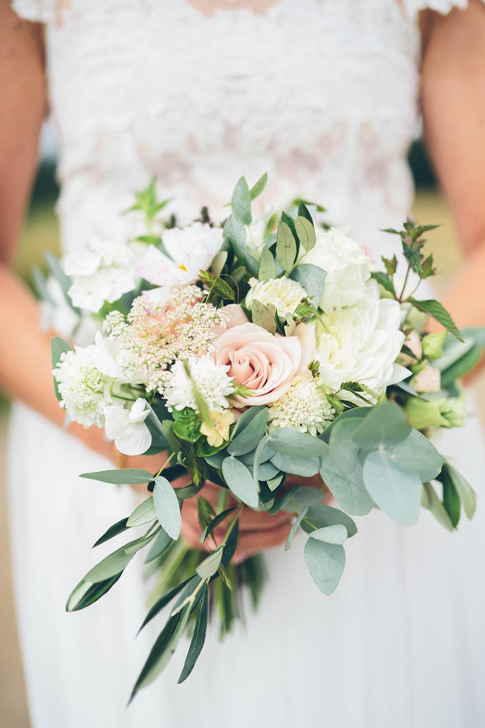 Brudbukett bröllopsblogg