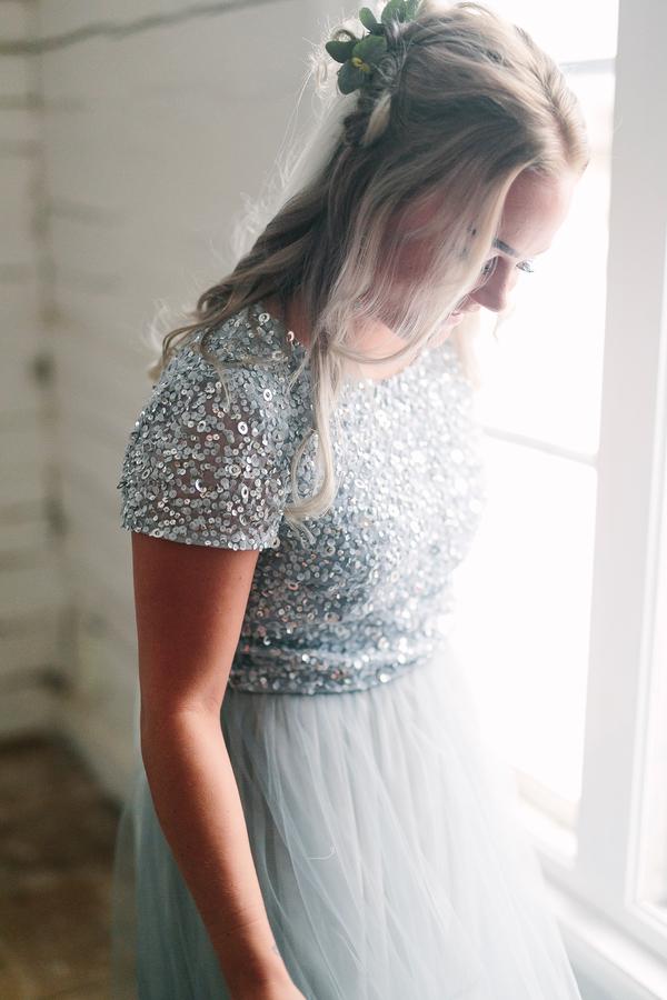 Tyllkjol bröllop