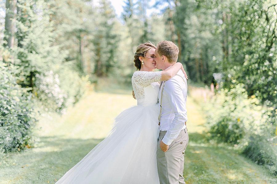 Bröllopsfotograf Hälsingland
