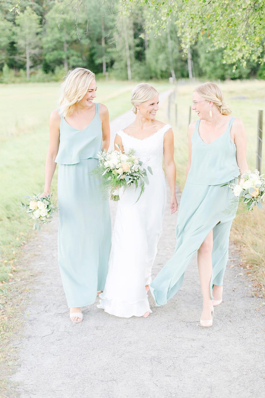 Bröllop Sisters in Law