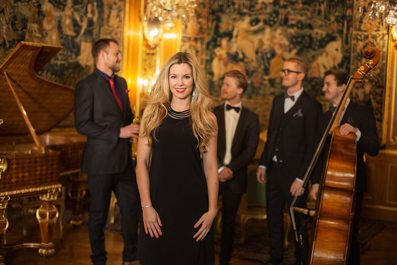 Musiker Bröllop