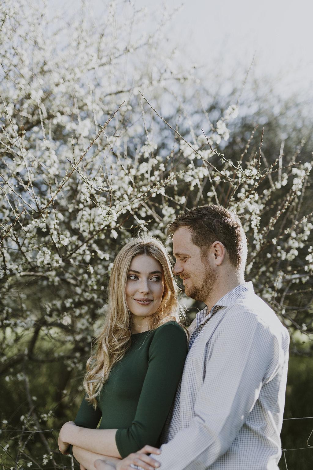 Förlovningsfoto