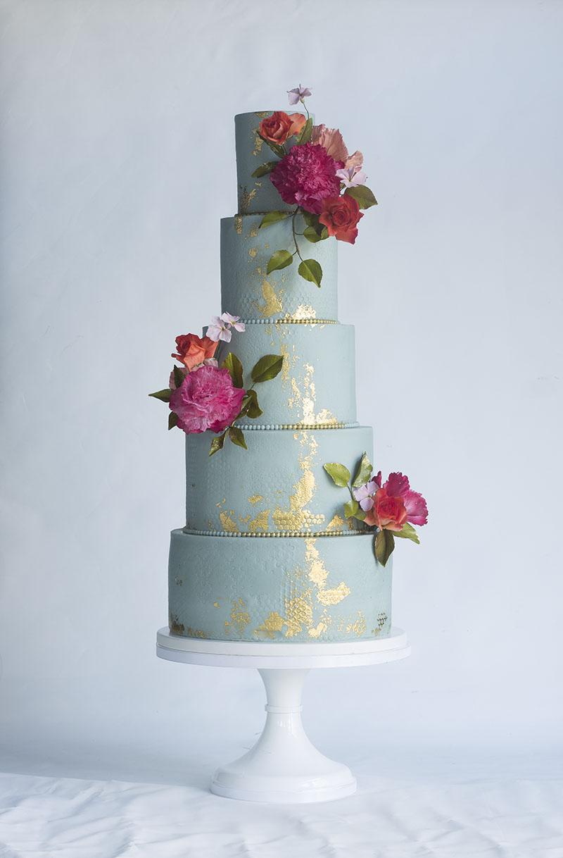Lina Veber – Tårtdesigner & sockerblomskonstnär