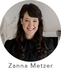 Lär känna grundaren Zanna Metzer! Spana in  Zannas blogg  om vardagen på andra sidan skärmen.
