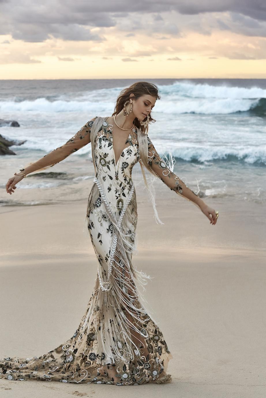bohemiska brudklänningar + blogg