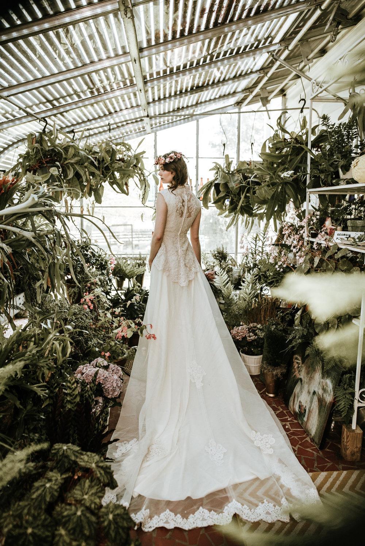 botanisk bröllopsinspiration