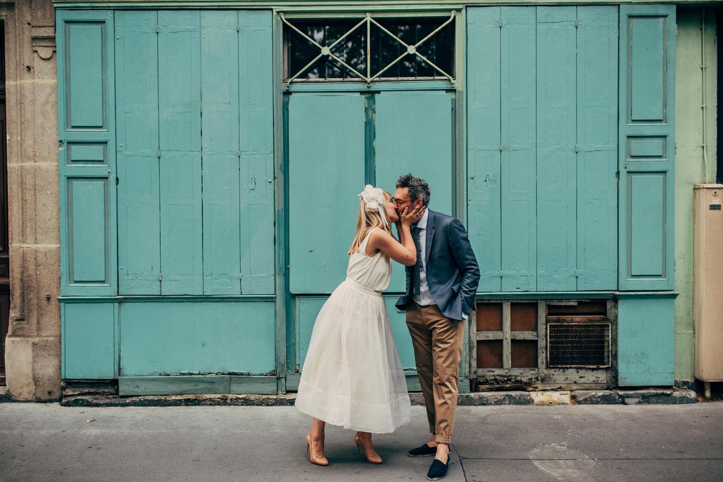 Parisbröllop