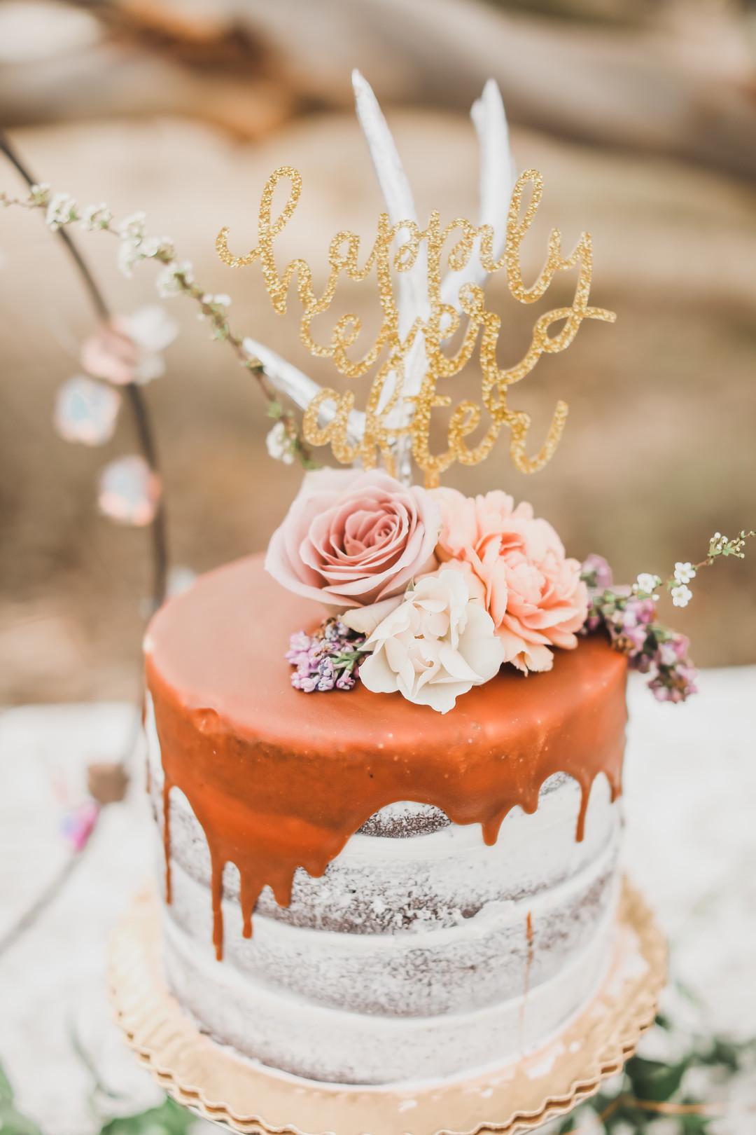 cake topper bröllopsdekoration
