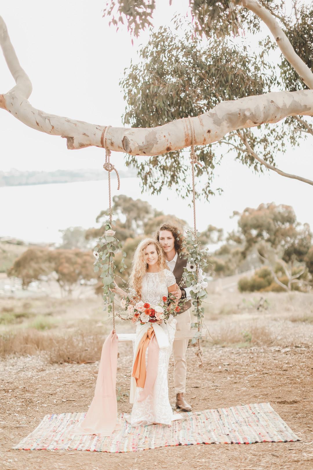 gunga bröllop