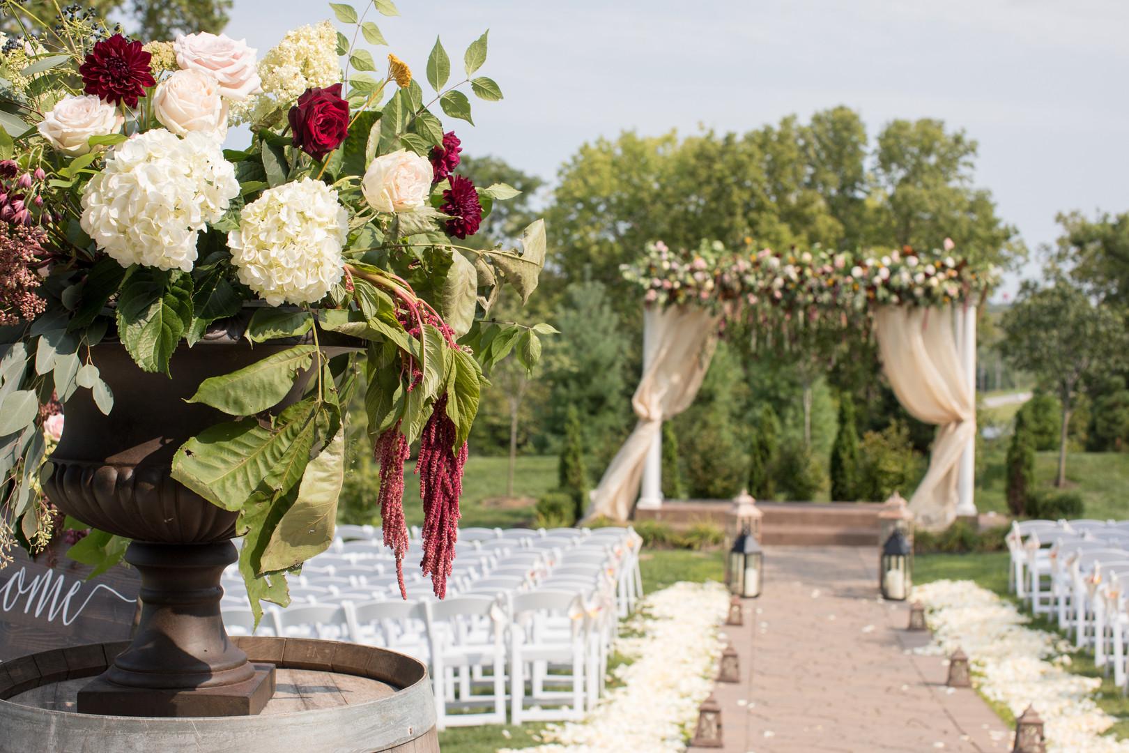 höst+bröllop+september+first+look+ceremoni