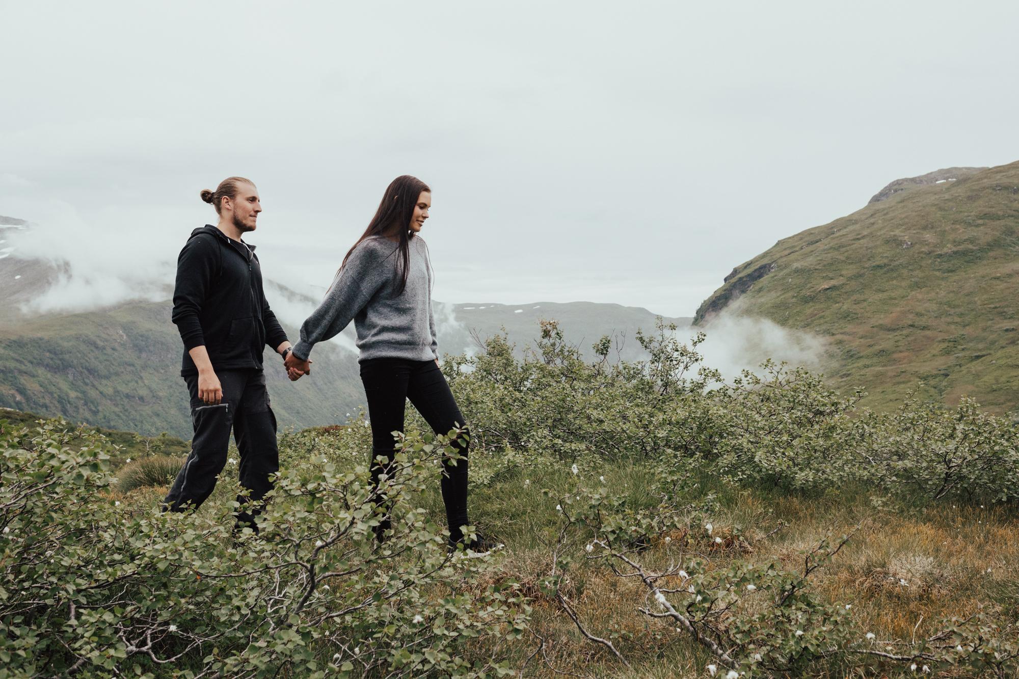 norge+natur+porträttfoto