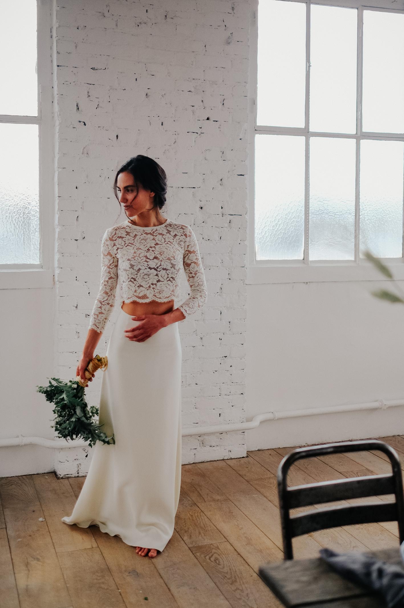 bröllop+bordsdukning+tvådelad+klädsel+brud