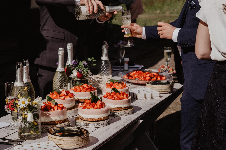 Skogsbröllop