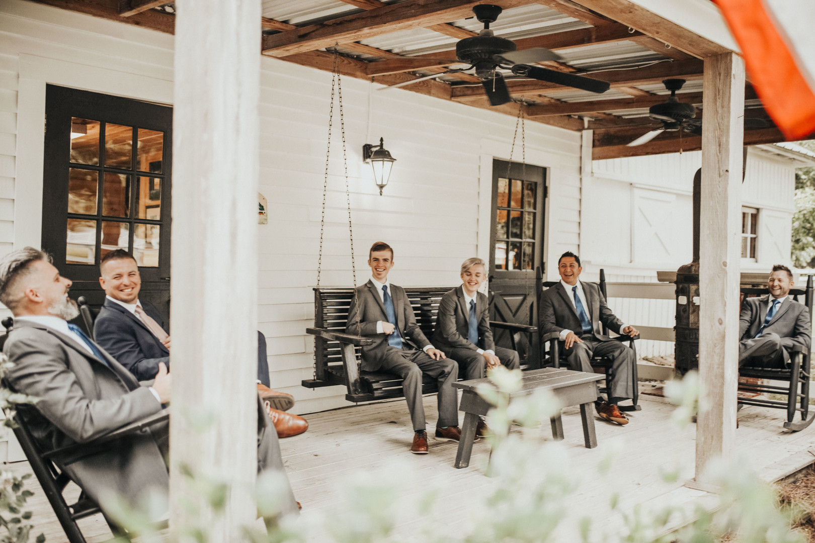 elegant+lantligt+bröllop