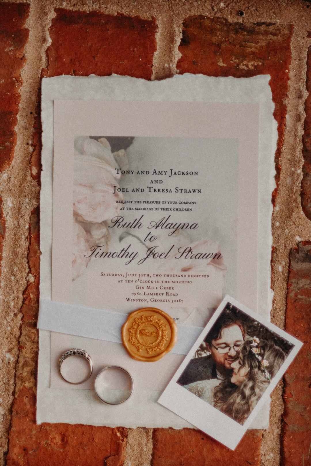 bröllop+vintage+trycksaker