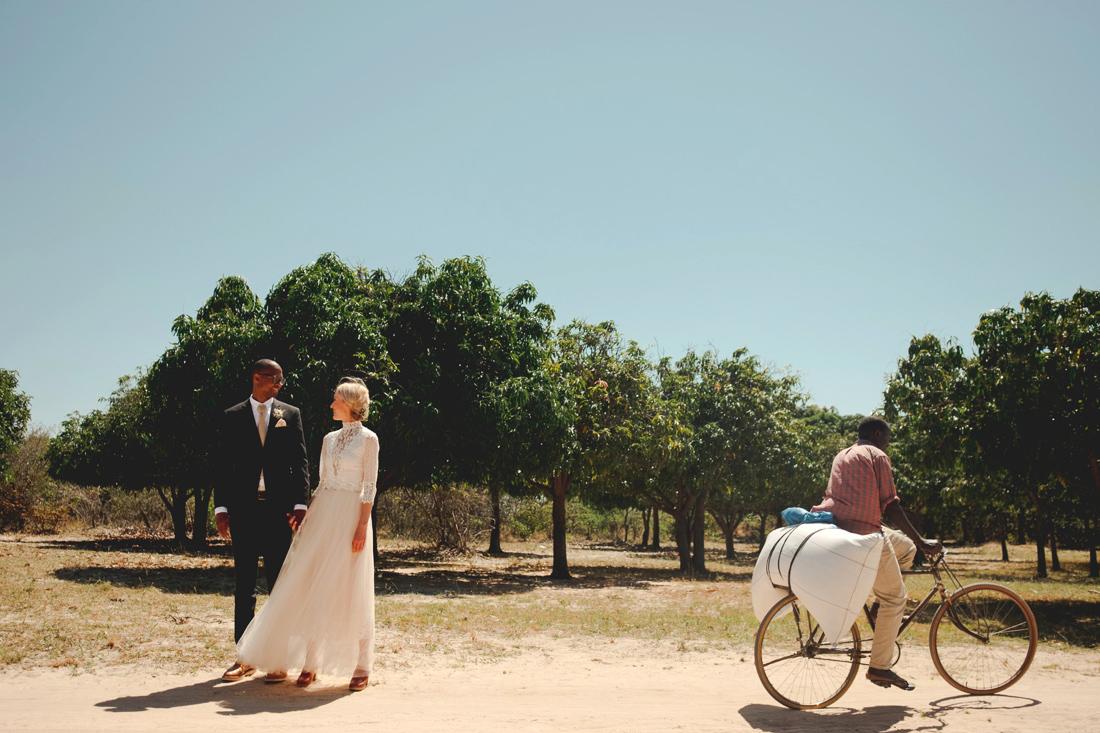 bröllop Tanzania
