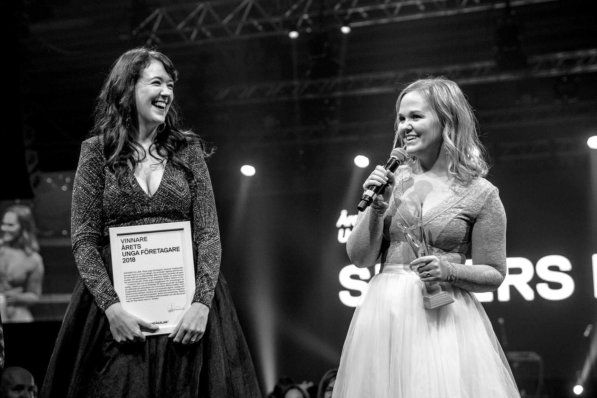 Årets Unga Företagare Sisters in Law