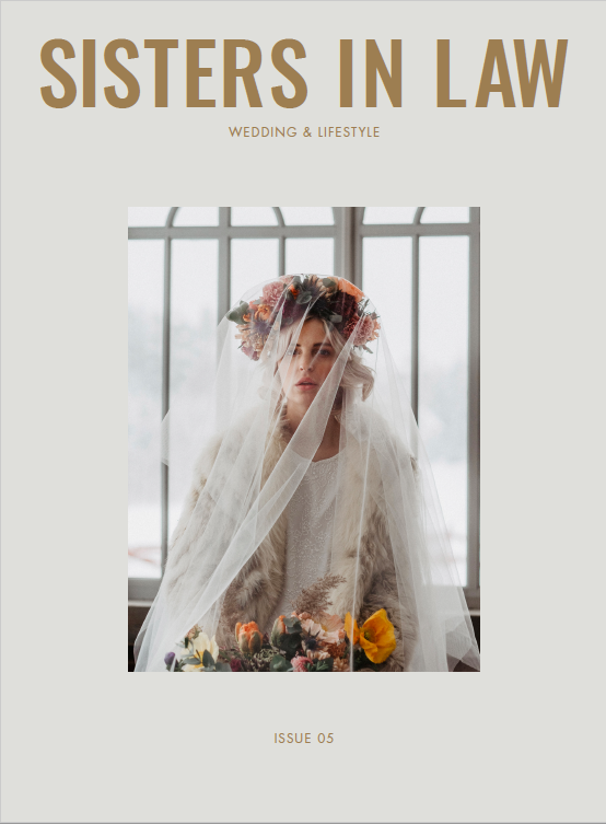 Sisters in Law Wedding Magazine Issue 05