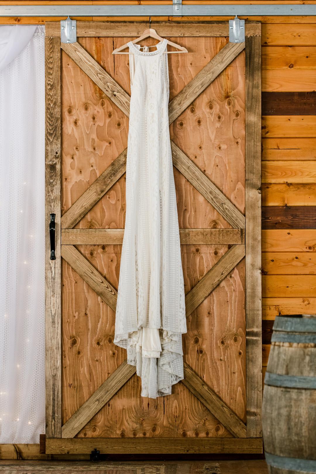 vinterbröllop+boho+brudklänning